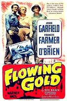 Flowing Gold - Movie Poster (xs thumbnail)