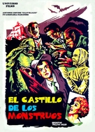 El castillo de los monstruos - Mexican Movie Poster (xs thumbnail)