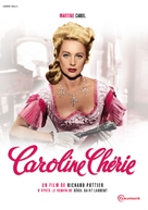 Caroline chèrie - French DVD cover (xs thumbnail)
