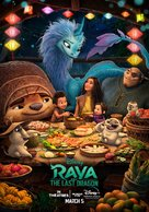 Raya and the Last Dragon - Canadian Movie Poster (xs thumbnail)