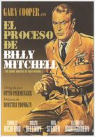 The Court-Martial of Billy Mitchell - Spanish Movie Poster (xs thumbnail)