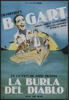 Beat the Devil - Spanish Movie Poster (xs thumbnail)