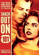 Shack Out on 101 - DVD cover (xs thumbnail)