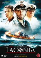 """""""The Sinking of the Laconia"""" - Danish DVD movie cover (xs thumbnail)"""