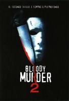 Bloody Murder 2: Closing Camp - Italian Movie Cover (xs thumbnail)