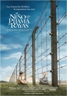The Boy in the Striped Pyjamas - Argentinian Movie Poster (xs thumbnail)