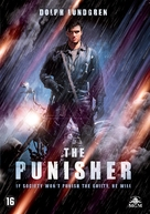 The Punisher - Dutch DVD cover (xs thumbnail)