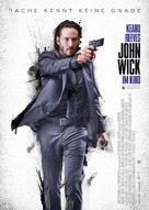 John Wick - German Movie Poster (xs thumbnail)