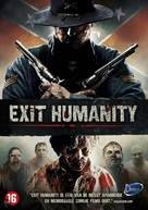 Exit Humanity - Dutch DVD cover (xs thumbnail)