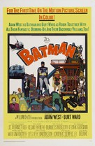 Batman - Theatrical movie poster (xs thumbnail)
