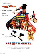 The Optimists - French Movie Poster (xs thumbnail)