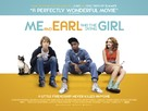 Me and Earl and the Dying Girl - British Movie Poster (xs thumbnail)