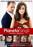 Planeta singli - Polish Movie Poster (xs thumbnail)
