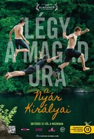 The Kings of Summer - Hungarian Movie Poster (xs thumbnail)