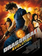 Dragonball Evolution - French Movie Poster (xs thumbnail)