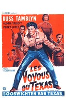 The Young Guns - Belgian Movie Poster (xs thumbnail)
