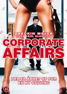 Corporate Affairs - Danish Movie Cover (xs thumbnail)