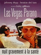 Fear And Loathing In Las Vegas - French Movie Poster (xs thumbnail)