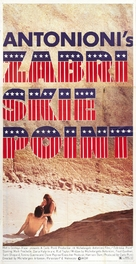 Zabriskie Point - Movie Poster (xs thumbnail)