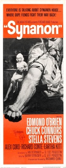 Synanon - Theatrical movie poster (xs thumbnail)