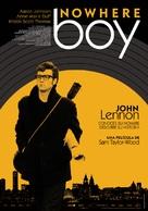 Nowhere Boy - Spanish Movie Poster (xs thumbnail)