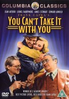 You Can't Take It with You - British DVD movie cover (xs thumbnail)