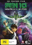 Ben 10 Destroy All Aliens - DVD cover (xs thumbnail)