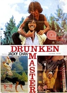 Drunken Master - Movie Poster (xs thumbnail)