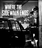 Where the Sidewalk Ends - Blu-Ray cover (xs thumbnail)