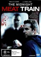 The Midnight Meat Train - Australian DVD cover (xs thumbnail)