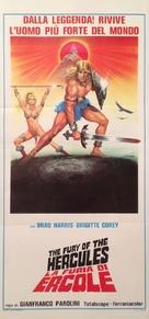La furia di Ercole - Italian Movie Poster (xs thumbnail)