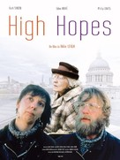 High Hopes - French Re-release movie poster (xs thumbnail)