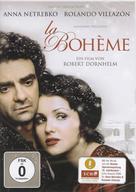 La Bohème - German Movie Cover (xs thumbnail)