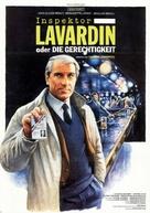 Inspecteur Lavardin - German Movie Poster (xs thumbnail)