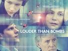 Louder Than Bombs - British Movie Poster (xs thumbnail)
