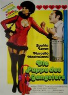 La pupa del gangster - German Movie Poster (xs thumbnail)