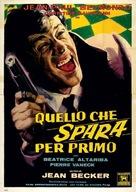Un nommé La Rocca - Italian Movie Poster (xs thumbnail)