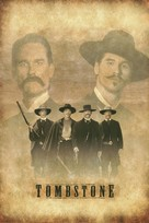 Tombstone - DVD movie cover (xs thumbnail)