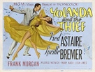 Yolanda and the Thief - British Movie Poster (xs thumbnail)