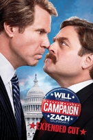 The Campaign - DVD cover (xs thumbnail)
