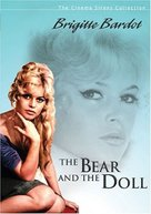 L'ours et la poupée - DVD cover (xs thumbnail)