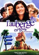 L'auberge espagnole - DVD movie cover (xs thumbnail)