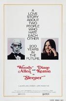 Sleeper - Advance poster (xs thumbnail)