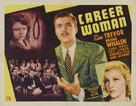 Career Woman - Movie Poster (xs thumbnail)