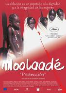 Moolaadé - Spanish Movie Poster (xs thumbnail)