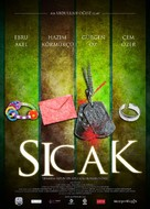 Sicak - Turkish Movie Poster (xs thumbnail)