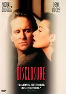 Disclosure - DVD movie cover (xs thumbnail)