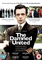 The Damned United - British DVD cover (xs thumbnail)