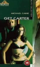 Get Carter - British Movie Cover (xs thumbnail)