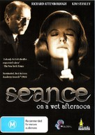 Seance on a Wet Afternoon - Australian DVD cover (xs thumbnail)